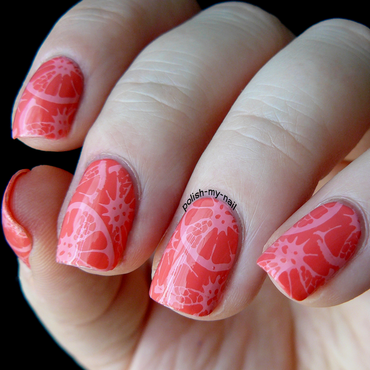 Grapefruit 20nailart 205 thumb370f