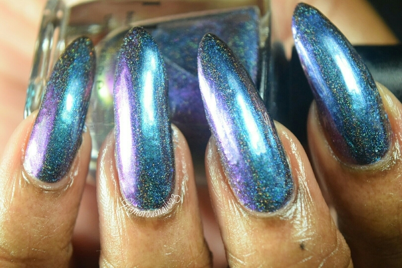 ILNP Hush (H) Swatch by glamorousnails23