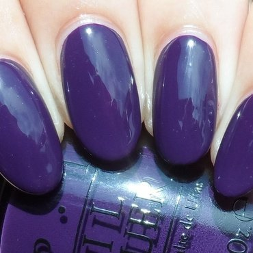 OPI A Grape Affair Swatch by Plenty of Colors