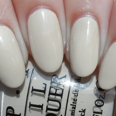 OPI You're So Vain-illa Swatch by Plenty of Colors