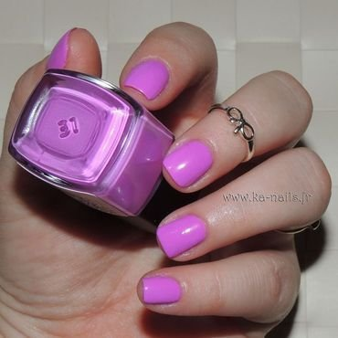 LM Cosmetic Purple Twist Swatch by Ka'Nails