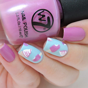 Ice cream nails w7 fruity 20 4  thumb370f
