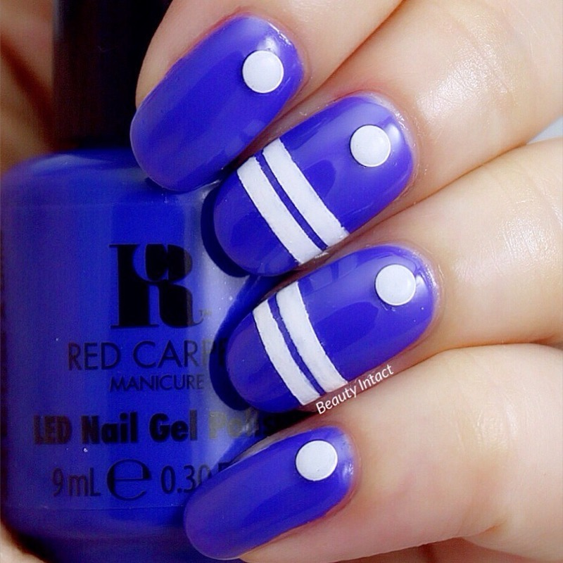 Re-Luxe A Little nail art by Beauty Intact - Nailpolis: Museum of ...