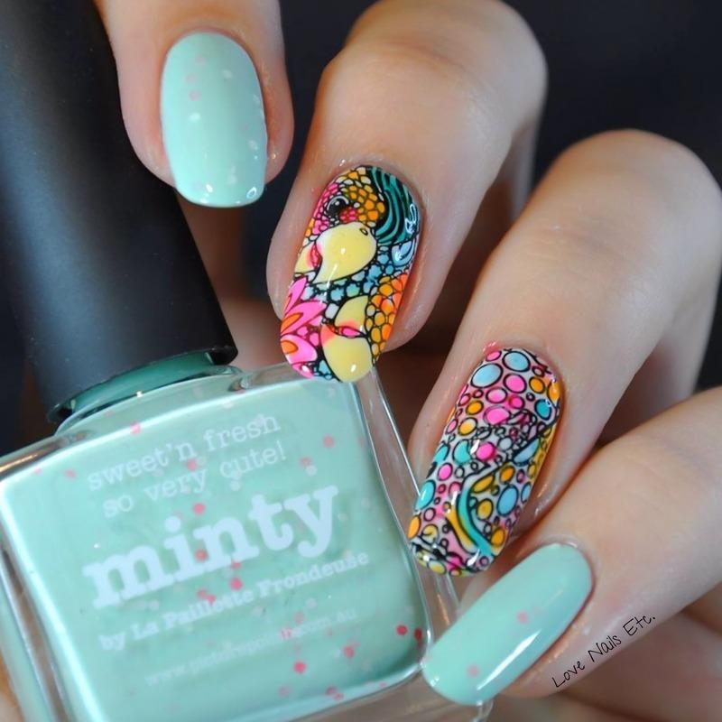 Pets nail art by Love Nails Etc
