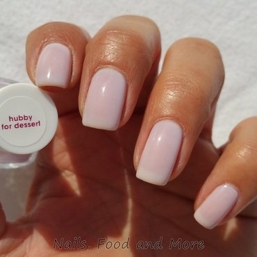 Essie Hubby For Dessert Swatch by happymami2009