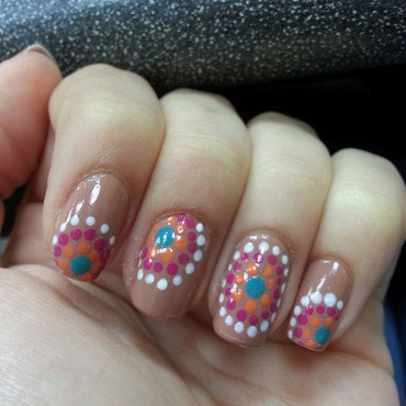 dotticure nail art by Maya Harran