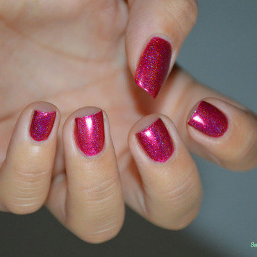 Enchanted Polish September 2014 Swatch by Sweapee