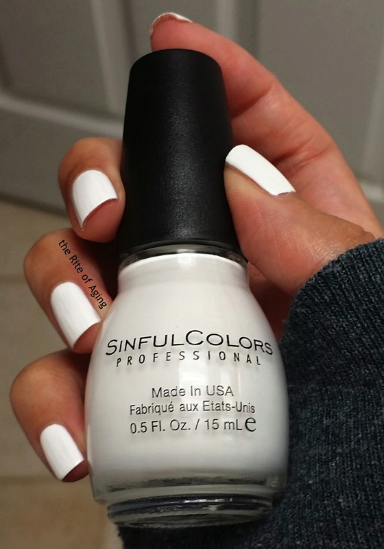 Sinfulcolors Whiteboard Swatch by Monica