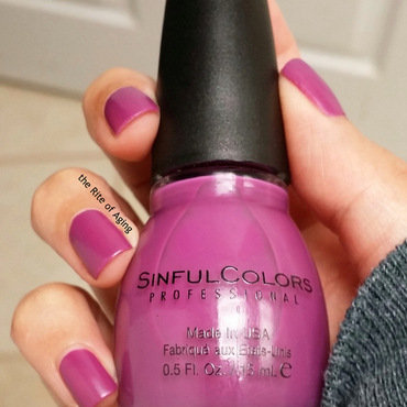 Sinfulcolors Hazed Swatch by Monica
