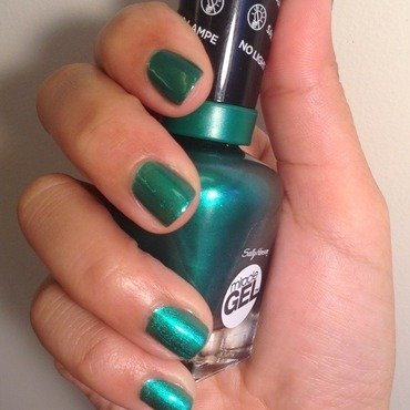 Sally Hansen Style Maker Swatch by Idreaminpolish