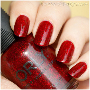 Orly Star Spangled Swatch by Kasia (hatsu hinoiri)