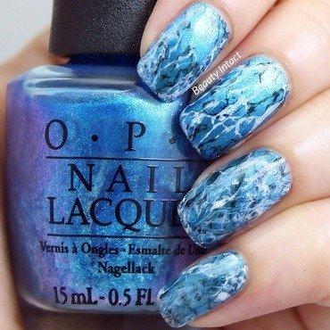 Hairspray Nails nail art by Beauty Intact