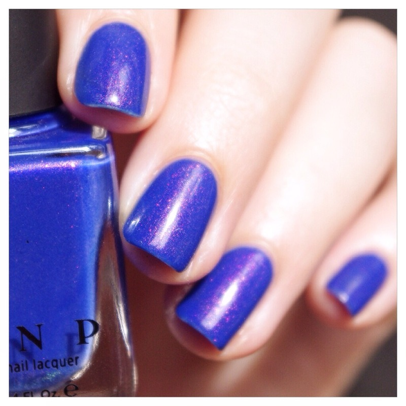 ILNP Super Juiced Swatch by Bulleuw