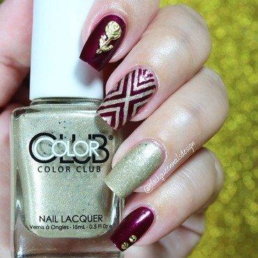 Romantic nails nail art by Blackqueennailsdesign