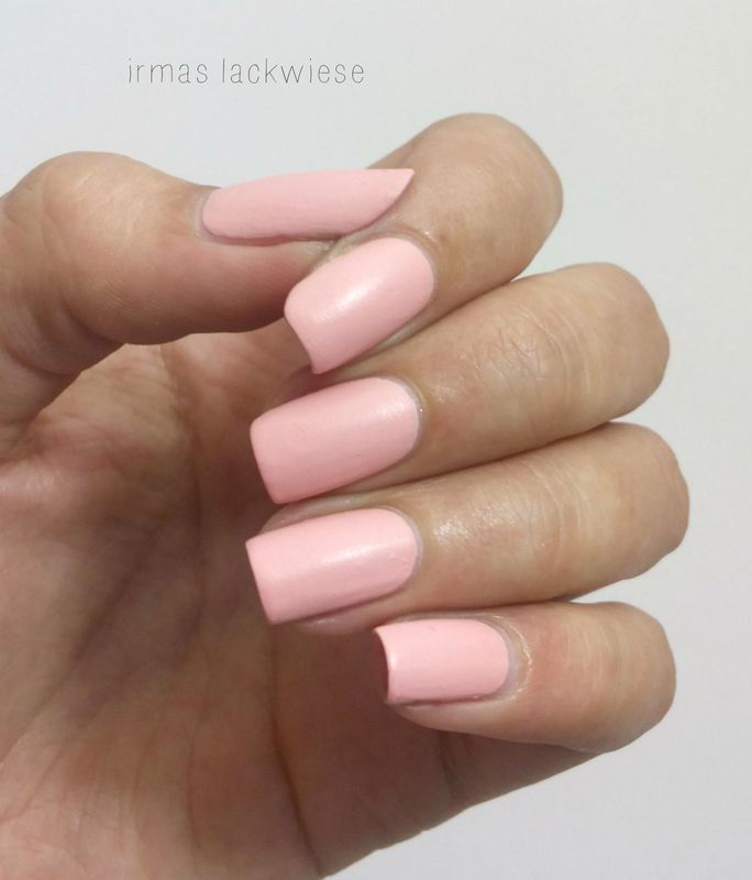 Essence sweethearts sweet tooth Swatch by irma