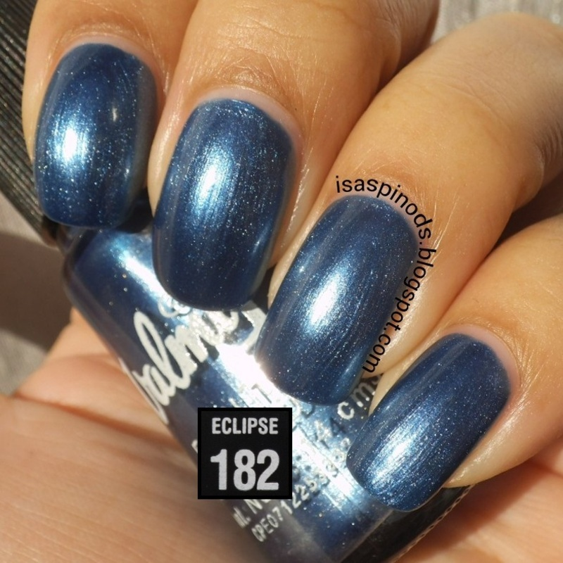 Valmy Eclipse 182 Swatch by Isabel