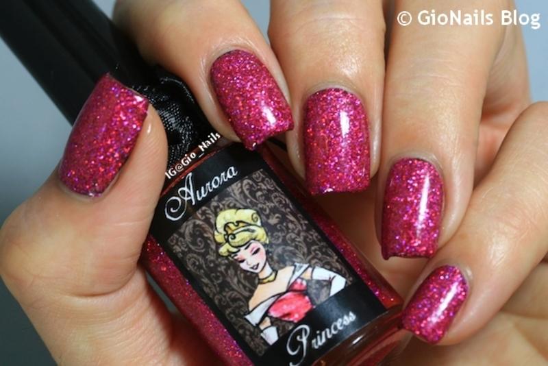 Esmaltes  Da Kelly Aurora Swatch by Giovanna - GioNails