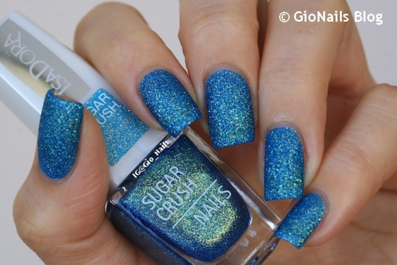 Isadora Ocean Crush Swatch by Giovanna - GioNails