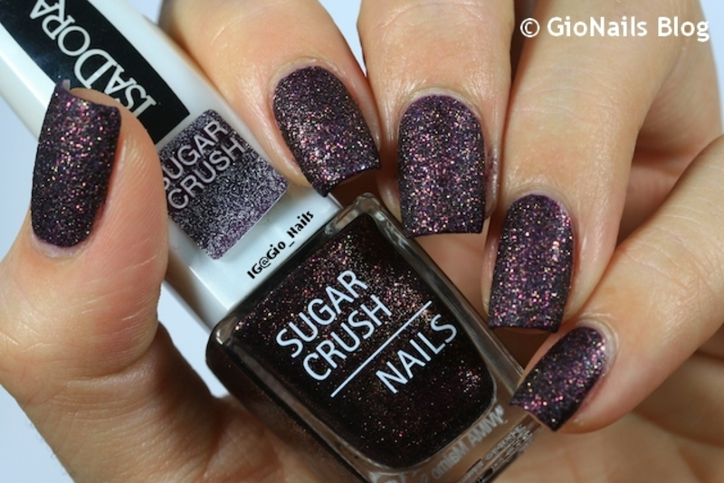 Isadora Wine Crush Swatch by Giovanna - GioNails