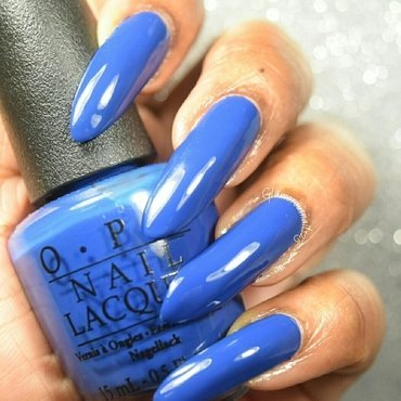 OPI Keeping Suzi At Bay Swatch by glamorousnails23