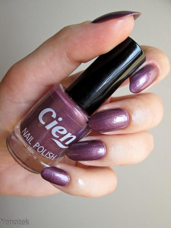 Cien 31 cosmic lilac Swatch by Yenotek