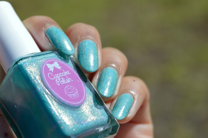 Cupcake Polish What In Carnation Swatch by MimieS Nail