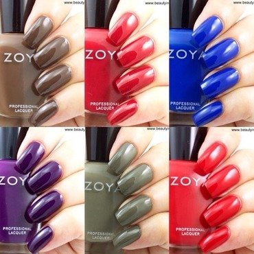 Zoya Focus Swatch by Beauty Intact