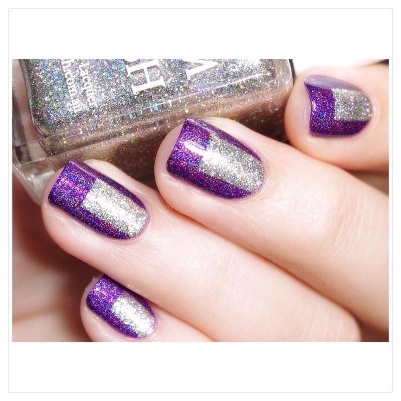 Bam ! nail art by Bulleuw