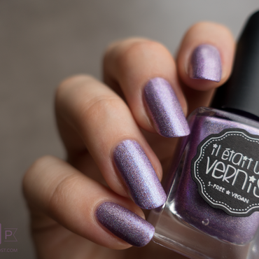 Il était un vernis pleased to sweet you Swatch by Kate C.