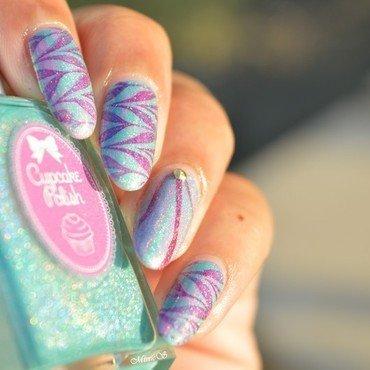 Holidays / Nail art de vacances nail art by MimieS Nail