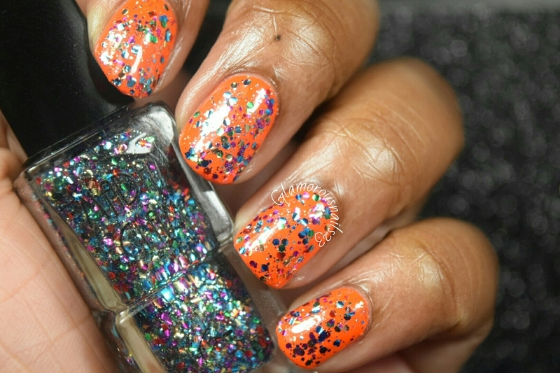 Madam Glam Pearl River Swatch by glamorousnails23
