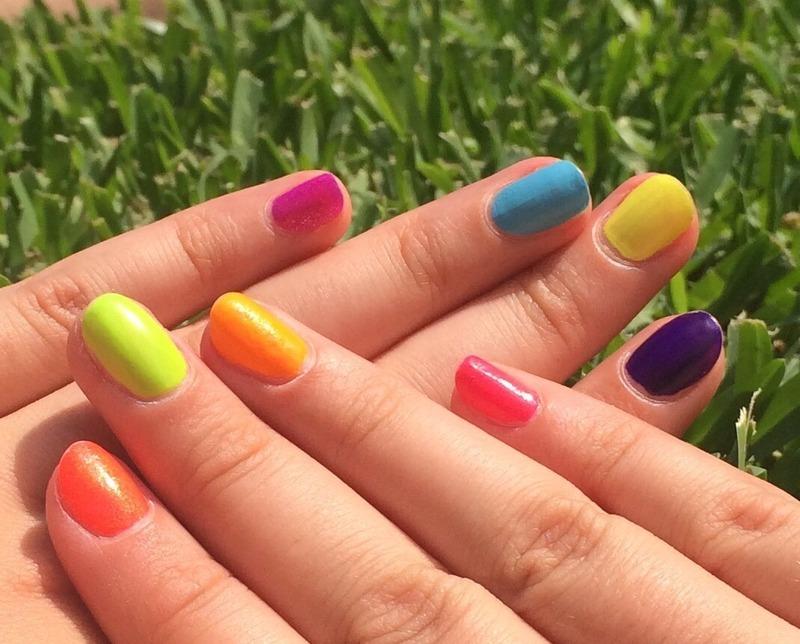 Summer rainbow by Vomterchak