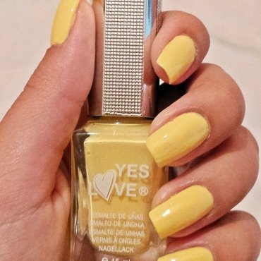 Yes Love 243 Swatch by Natalia D.