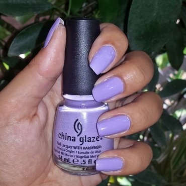 China Glaze Tart-Y For The Party Swatch by Natalia D.