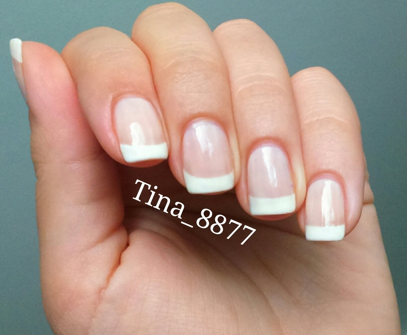 The Good Old Classic :-) nail art by Tina_8877
