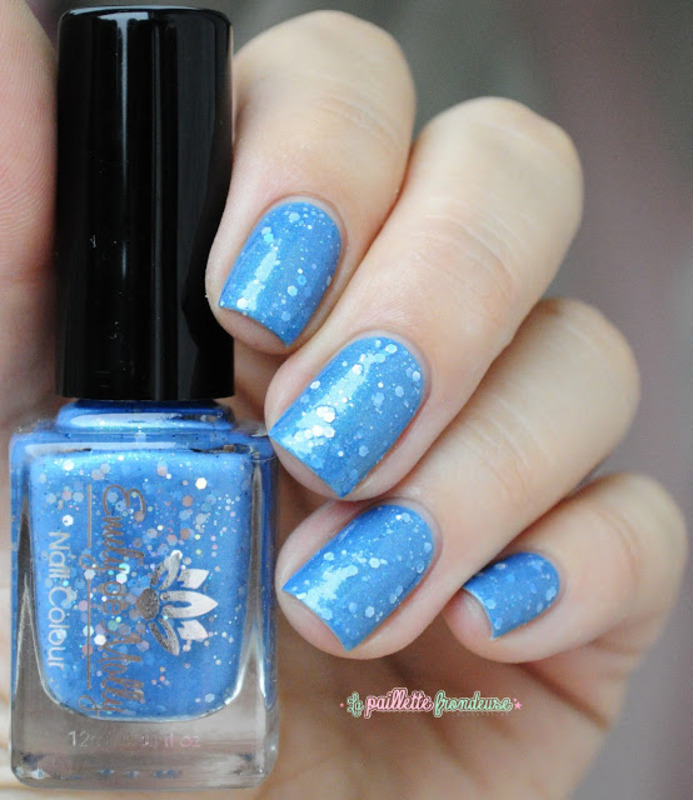 Emily De Molly acid wash Swatch by nathalie lapaillettefrondeuse