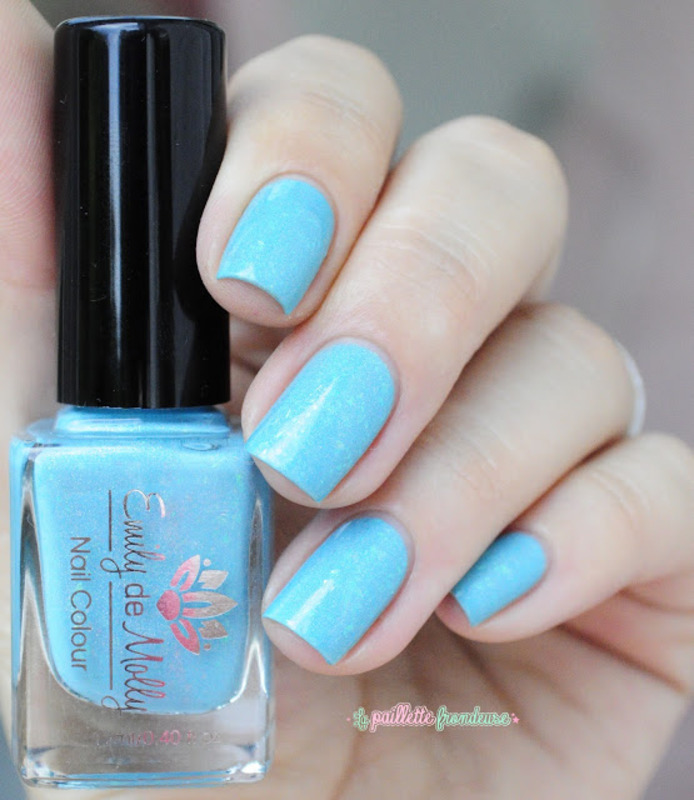 Emily De Molly boats 'n' hoes Swatch by nathalie lapaillettefrondeuse