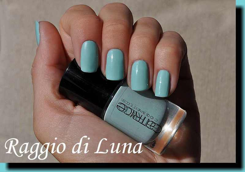 Catrice n° 540 Am I Blue Or Green? Swatch by Tanja