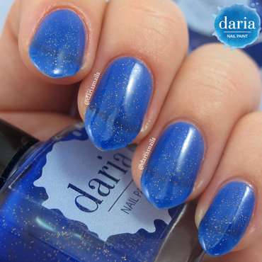 Swatch Starry Night by Daria B.
