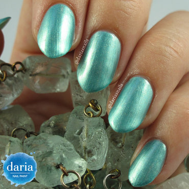 daria NAIL PAINT Mermaid's Jewels Swatch by Daria B.