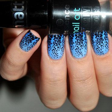 Polka Dots nail art by Lackopfer