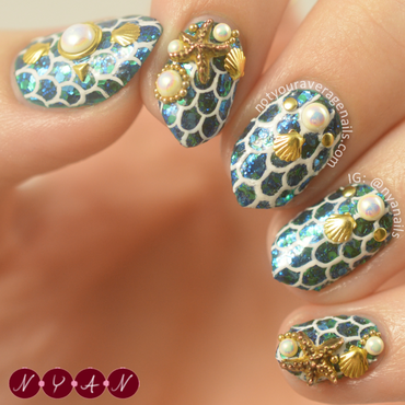 Mermaid 20nails4 thumb370f