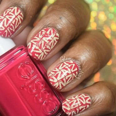 NZ nail art by glamorousnails23