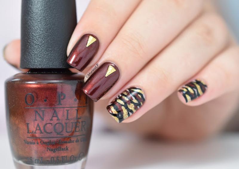 Army nails nail art by Marine Loves Polish - Nailpolis: Museum of ...