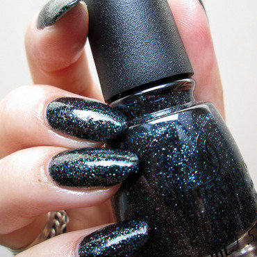 China Glaze Meet me under the Stars Swatch by Yenotek