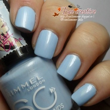 Rimmel Pillow Talk Swatch by Isabella