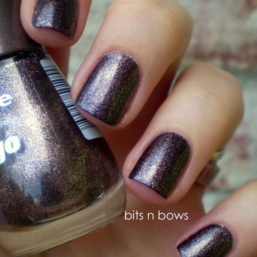 Essence caramel brownie Swatch by Kristina