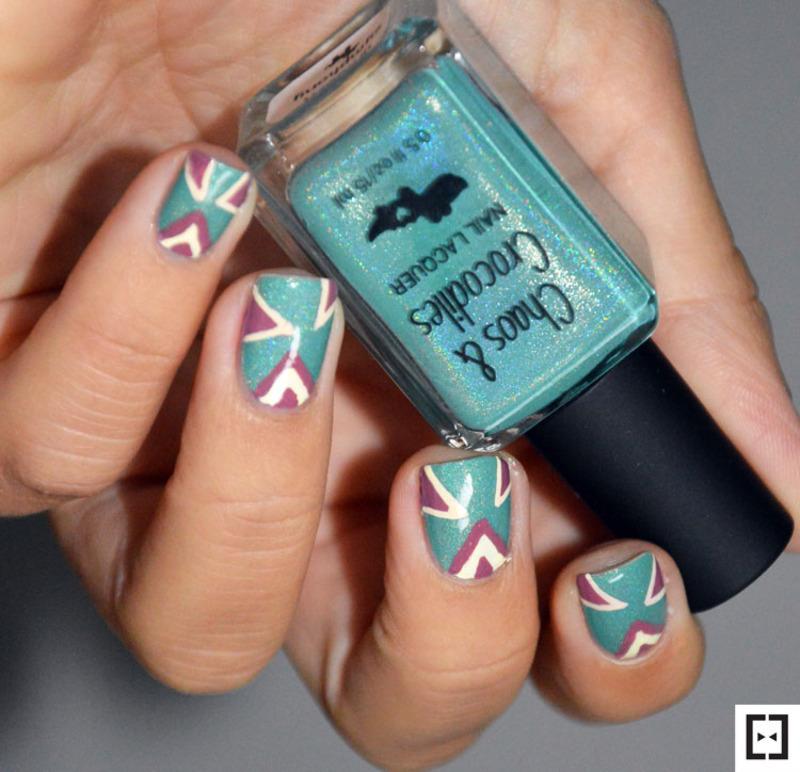 COINS NAILS  nail art by Sweapee