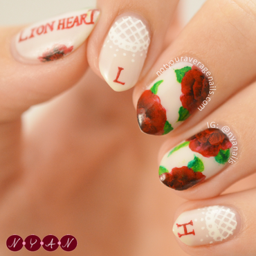 Lion 20heart 20nails 207 thumb370f