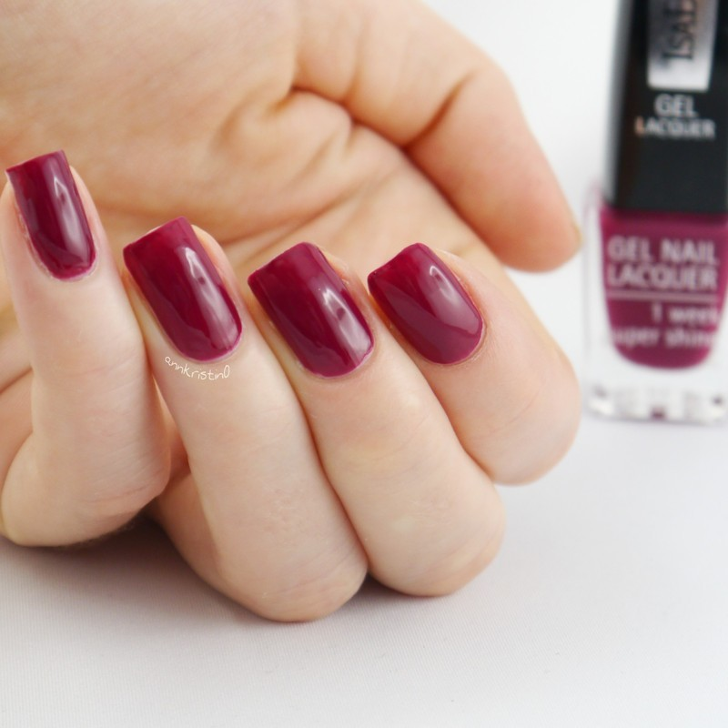 Isadora berry baroque swatch by ann kristin nailpolis museum of isadora berry baroque swatch prinsesfo Images